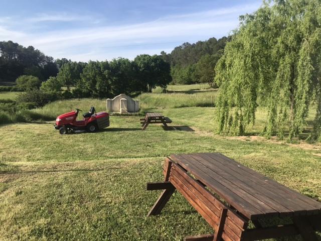 Aire camping-car à Bras (83149) - Photo 9